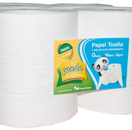 Papel Higiénico PANDA
